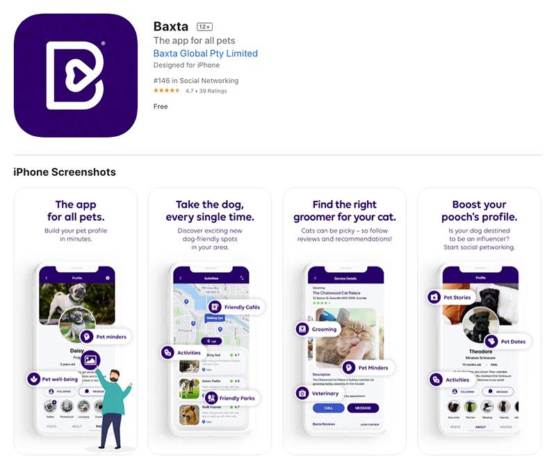baxta app